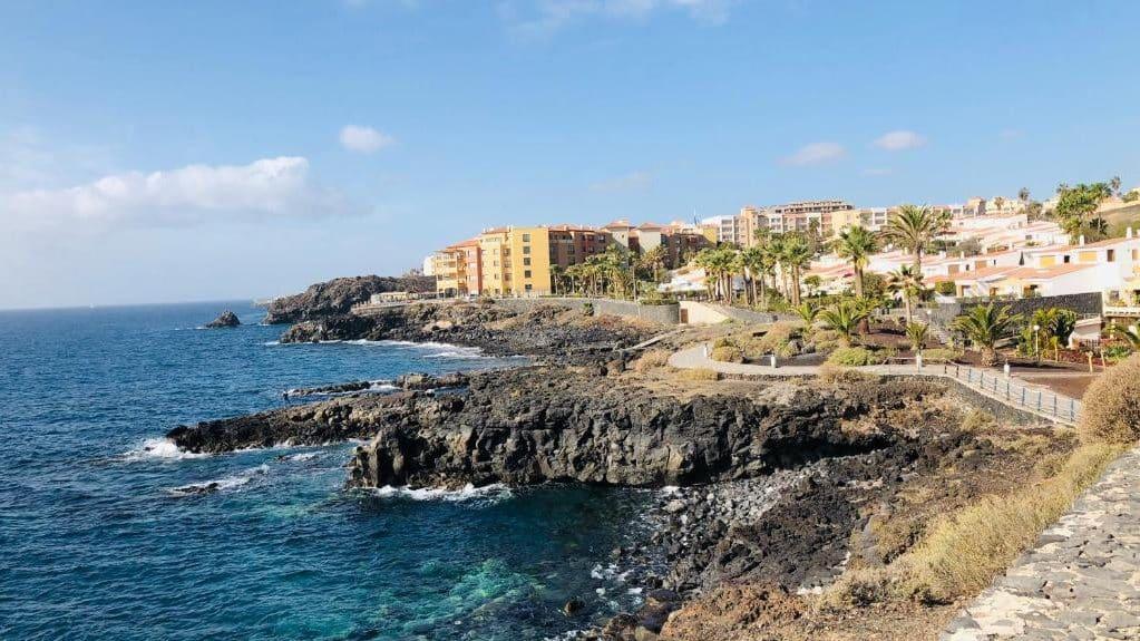 Zonas de costa donde alojarse en Tenerife - San Miguel de Abona