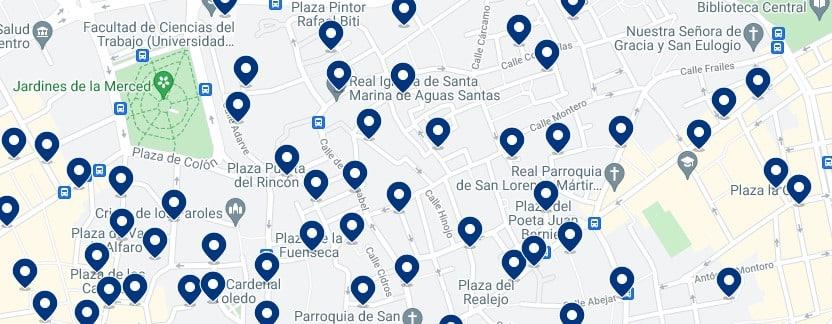 Alojamiento cerca del Palacio de Viana, Córdoba – Haz clic para ver todo el alojamiento disponible en esta zona