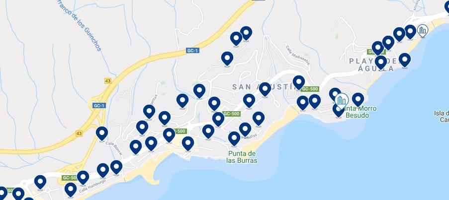 Alojamiento en San Agustín – Haz clic para ver todo el alojamiento disponible en esta zona