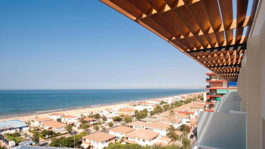 Dónde alojarse en la costa de Huelva - Punta Umbría