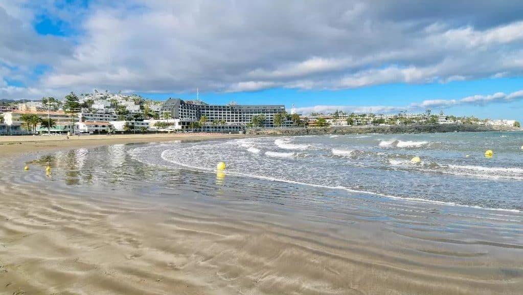 Convenient town to stay in Gran Canaria - San Agustín