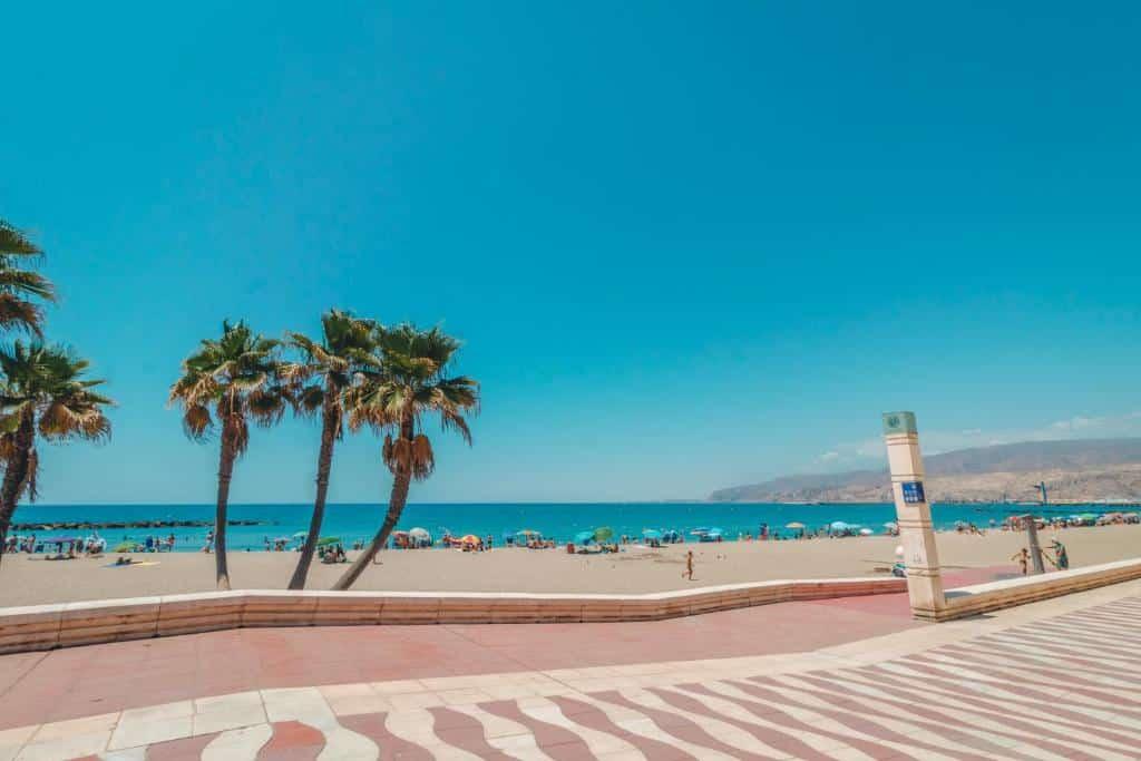 Dónde dormir en Almería - Cerca de la playa