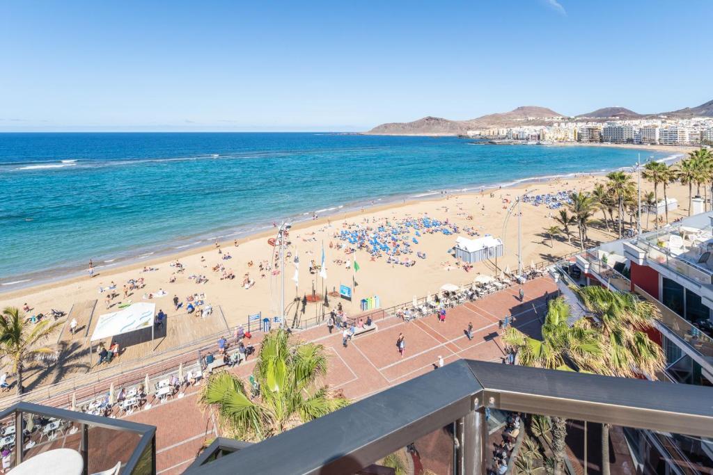 Las Palmas de Gran Canaria es la mejor ciudad donde buscar alojamiento en GC