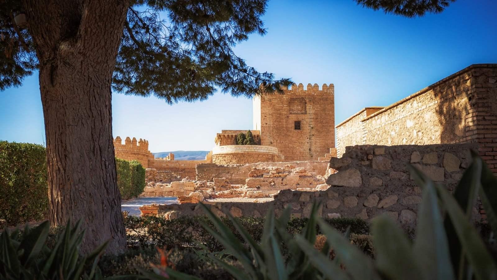 Las mejores zonas donde alojarse en Almería, España