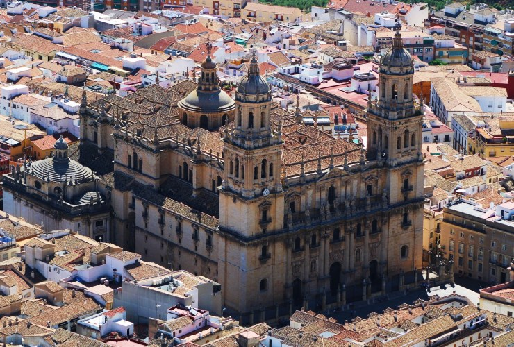 Las mejores zonas donde alojarse en Jaén, España