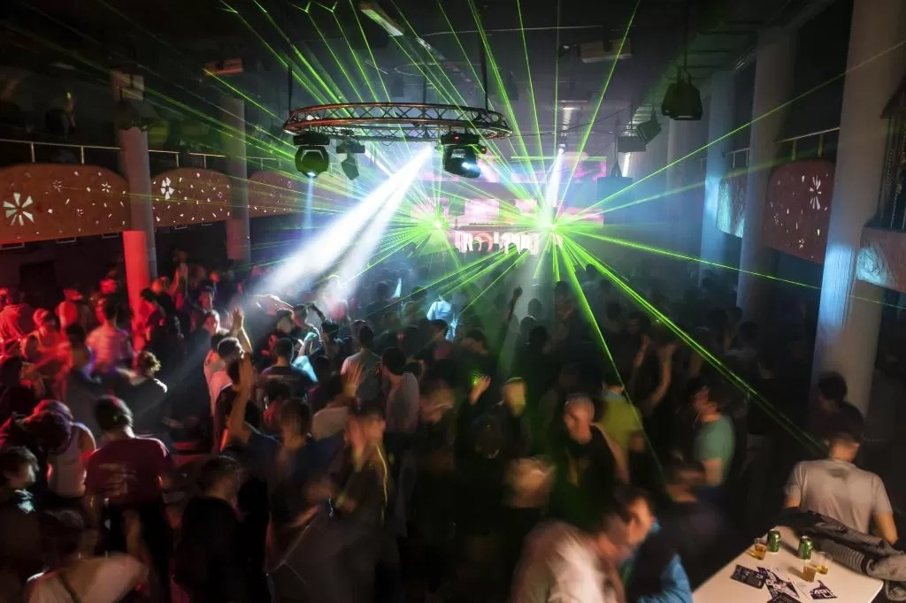 Maspalomas is the best area to stay in Gran Canaria for gay nightlife