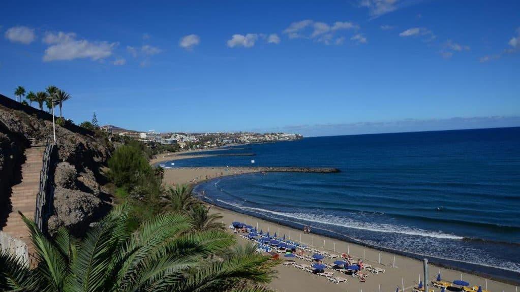 Mejor zona donde alojarse en Gran Canaria - Playa del Inglés