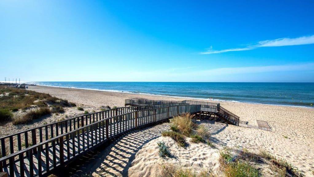 Mejores localidades donde hospedarse en la Costa de la Luz de Huelva - Islantilla