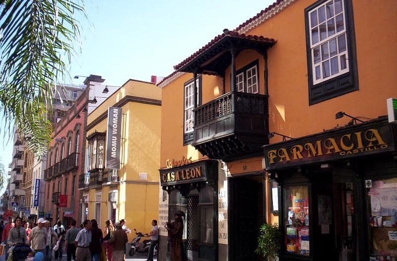 Mejores zonas donde alojarse en Santa Cruz de Tenerife - Centro histórico