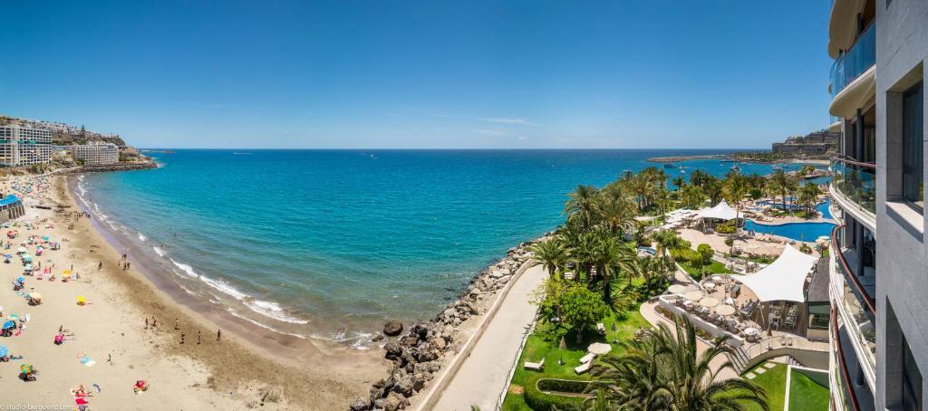 Playa de Arguineguín - Mejores pueblo de playa de Gran Canaria