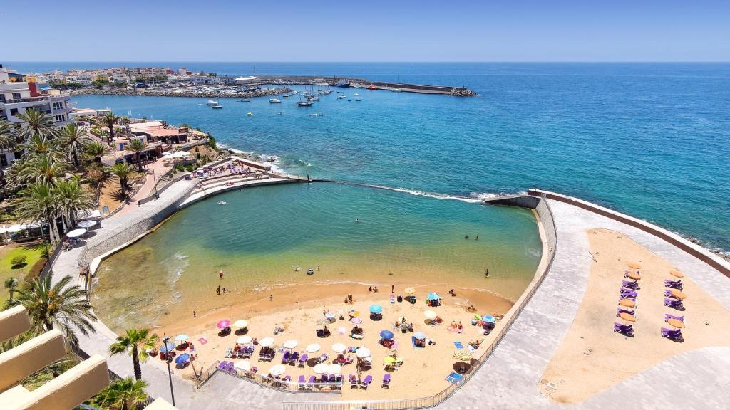 Top zonas para alojarse en Gran Canaria - Playa de Arguineguín