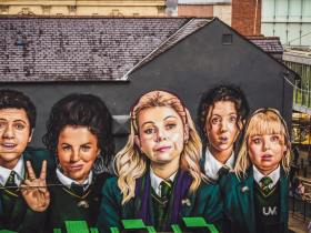 Las mejores zonas donde alojarse en Derry, Irlanda del Norte
