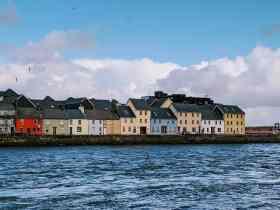 Las mejores zonas donde alojarse en Galway, Irlanda