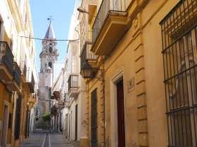 Las mejores zonas donde alojarse en Jerez de la Frontera, Cádiz