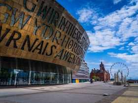 Las mejores zonas donde alojarse en Cardiff, Gales