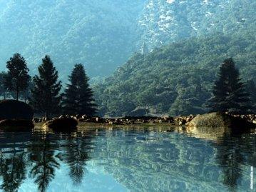 Resultat d'imatges de paisaje espectacular