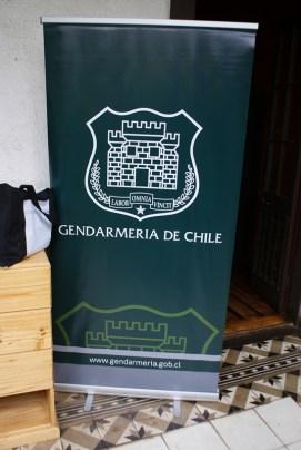 Gendarmería de Chile - Trabajos de internos.