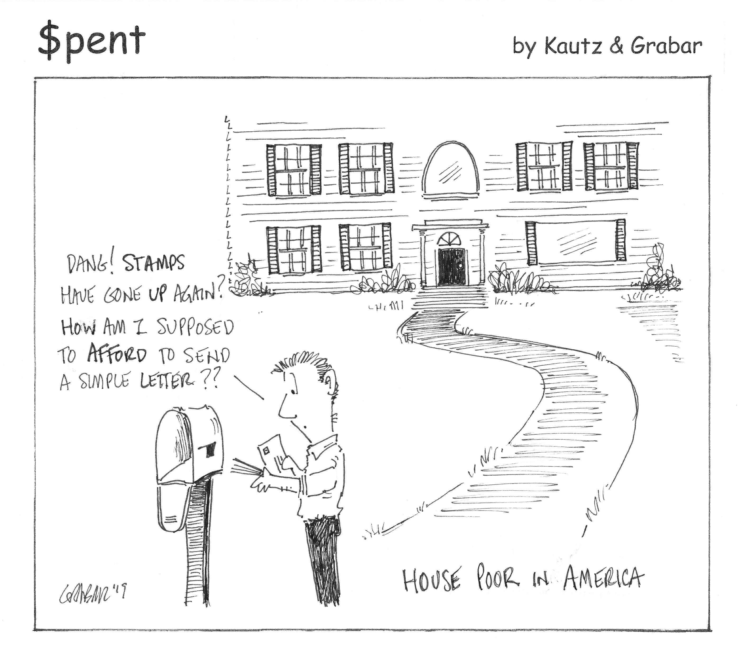 $pent Cartoon