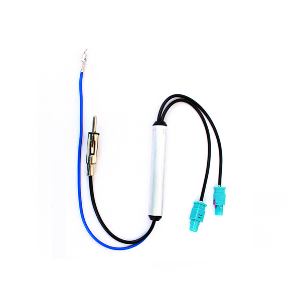 Cadence Volkswagen Golf V İkili Elektronik Anten Adaptörü