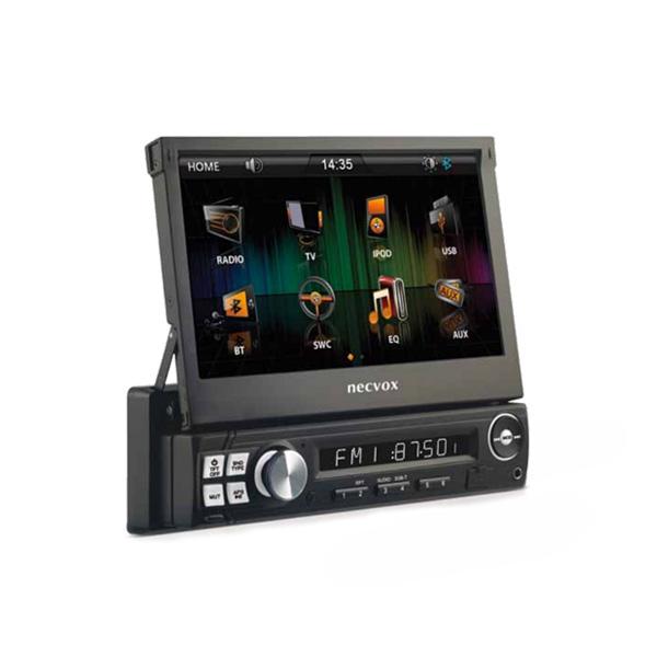 Necvox DVA-DVC-2000 IN-DASH Bluetooth / Tv/ SD Card/ USB Çalar (CD Mekaniksiz)