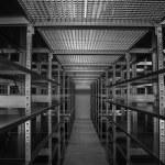 industry, shelf, steel