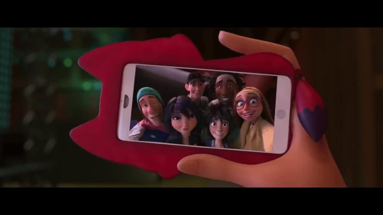Daniel Henney As Tadashi In Disneys BIG HERO 6 Tintorera