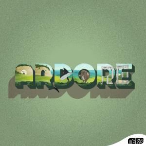 ARDORE - Lettering