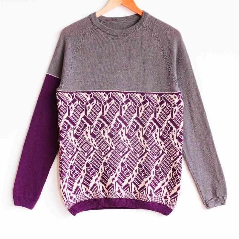 wool sweater mekoome no exit 3 1