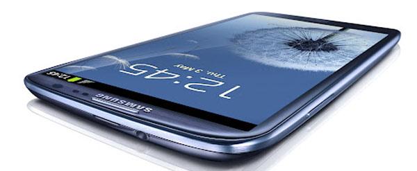 Il nuovo Samsung Galaxy S3, brutto quanto potente