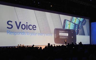 S-Voice, altra applicazione rubata al Galaxy S3