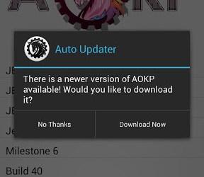 AOKP JB Build 5, l'unicorno sbarca sul Galaxy S2