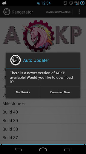 AOKP JB Build 5, l'unicorno sbarca sul Galaxy S2