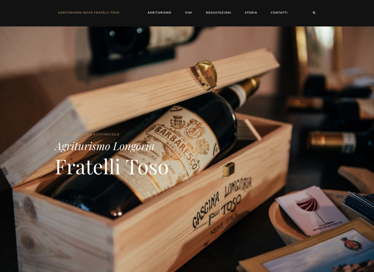 Fratelli Toso Best Alba Wines