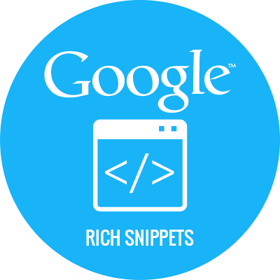 Google rich snippets icona