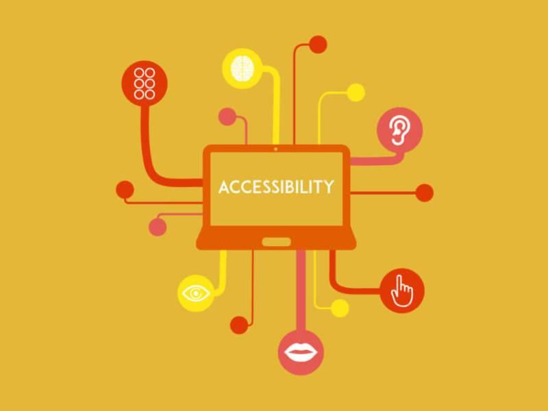 cos'è un soto accessibile accessibility supported
