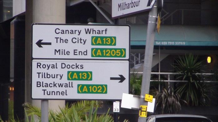 Canary Wharf Londres
