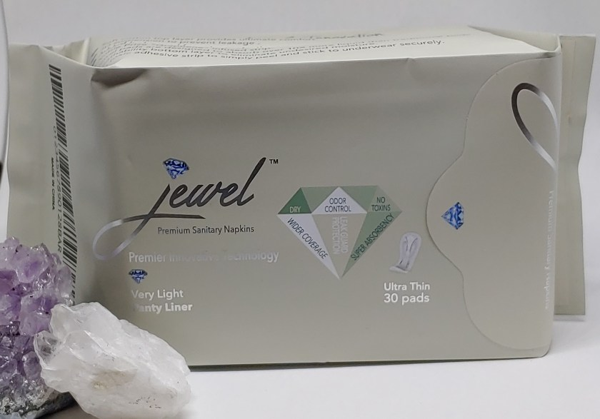White package Jewel Pads