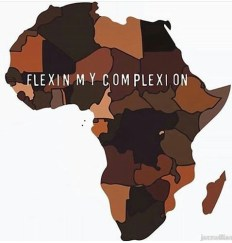 Flexing Complexion