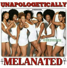 Melanin to the core