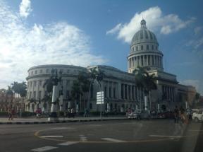 Havana building