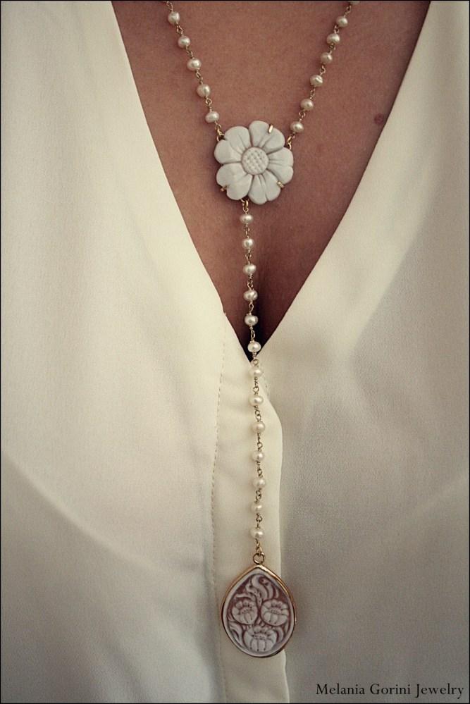 Collane rosario...il trend del momento! The new rosary necklaces! (6/6)
