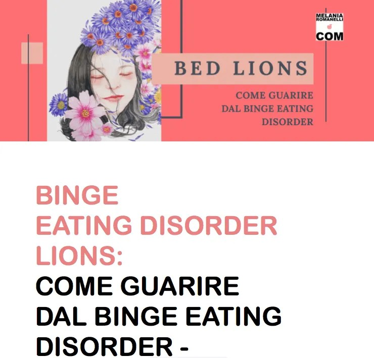 Binge Eating: come guarire da soli online