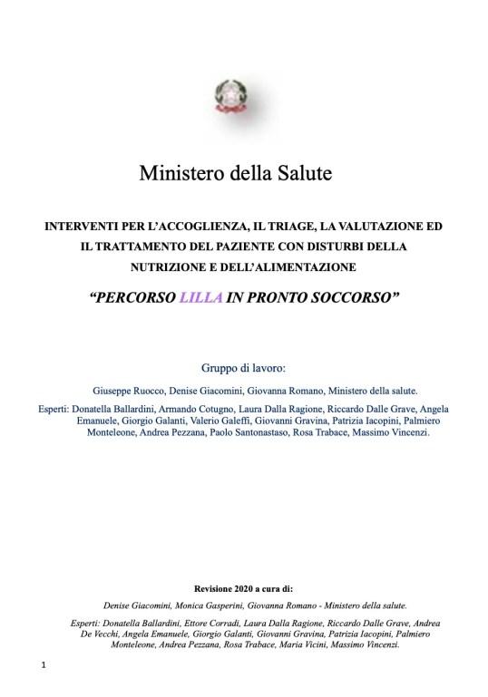 percorso-lilla-pronto-soccorso-ricovero-dca-ministerodellasalute-melaniaromanelli