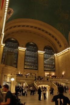 Grand Central intérieur nuit