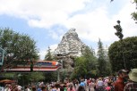 Monorail and Matterhorn Bobsleds