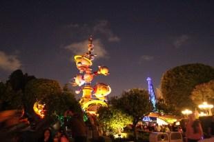 Tomorrowland by Night
