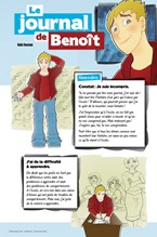 Le journal de Benoit