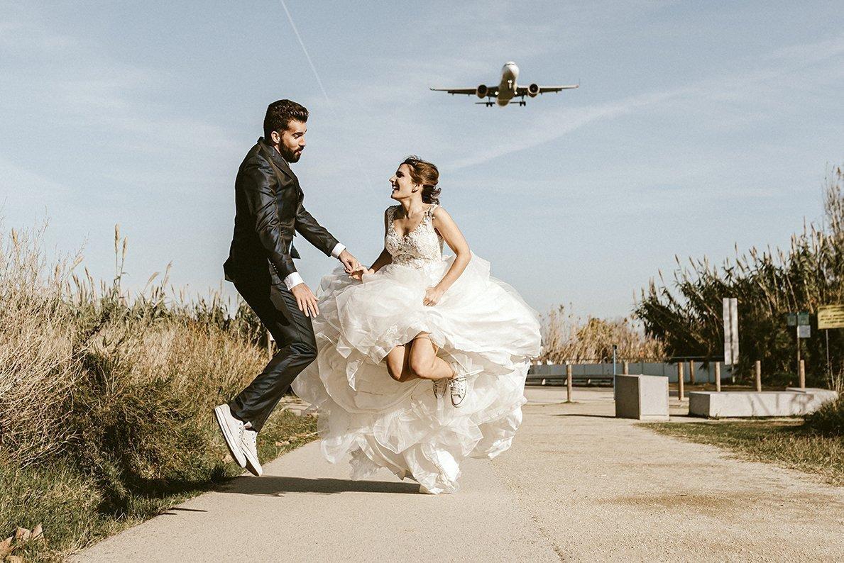 PostBoda Aviones Iñaki&Carla