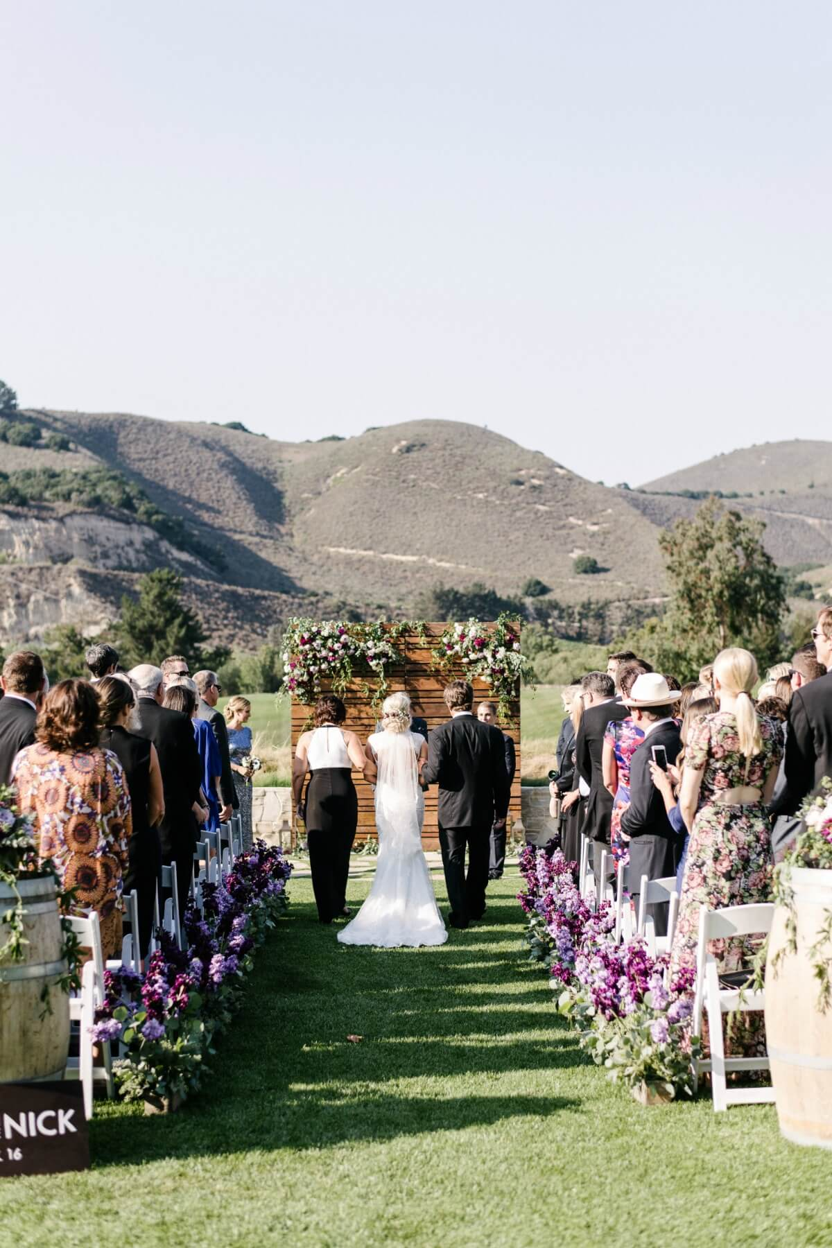 Romantic Carmel Valley Ranch Wedding Melanie Duerkopp