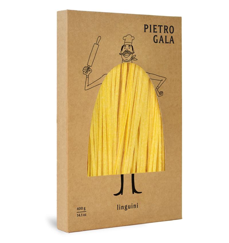 Emballage de pâtes Pietro Gala by Fresh Chicken ! (2/4)